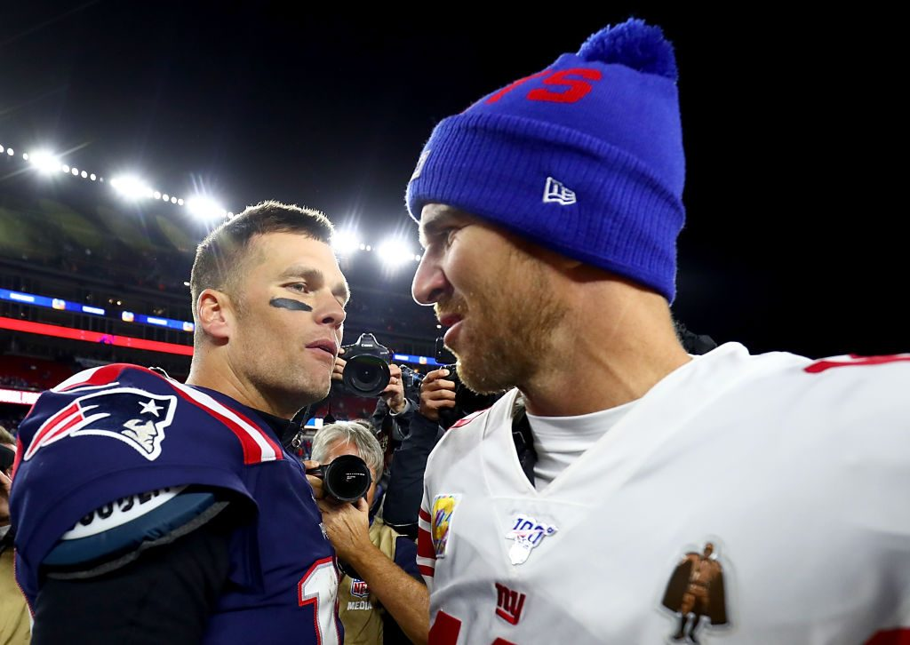 Giants owner Mara, Manning meet to discuss future