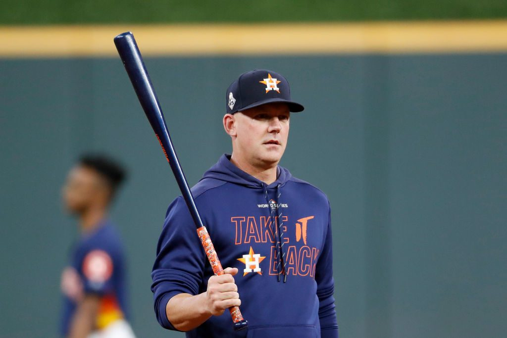 Read Entire MLB Official Findings On Houston Astros Sign-Stealing Investigation