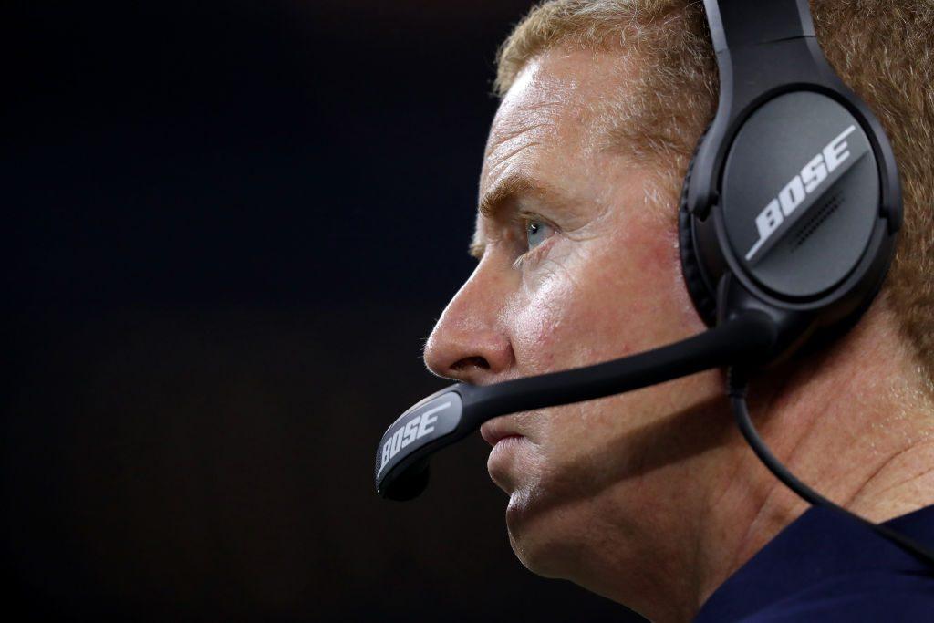 Cowboys Moving On From Head Coach Jason Garrett