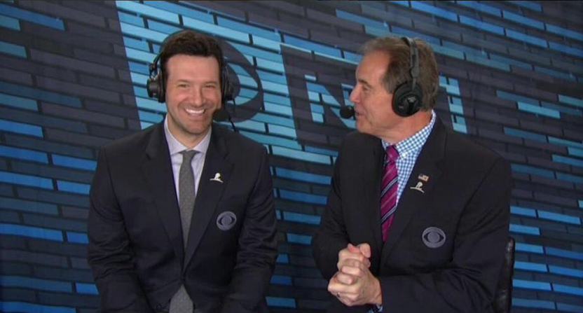 ESPN could make Tony Romo highest paid sportscaster in history