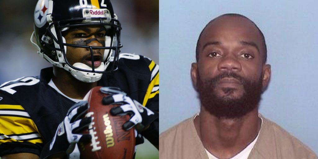 Ex-Wisconsin receiver surrenders, charged in double-homicide