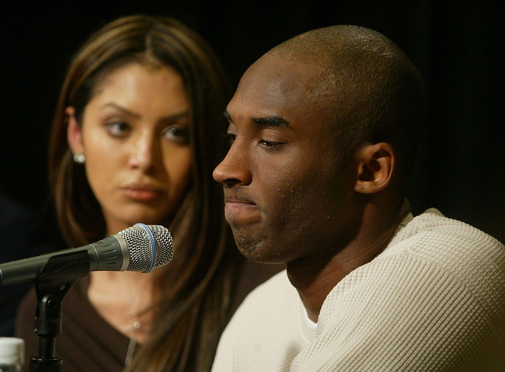 Kobe Bryant's Prom Date Brandy Breaks Silence on His Death