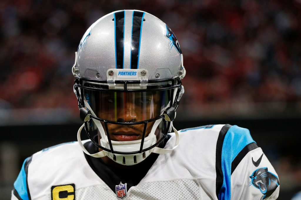 Panthers officially release former MVP QB Cam Newton