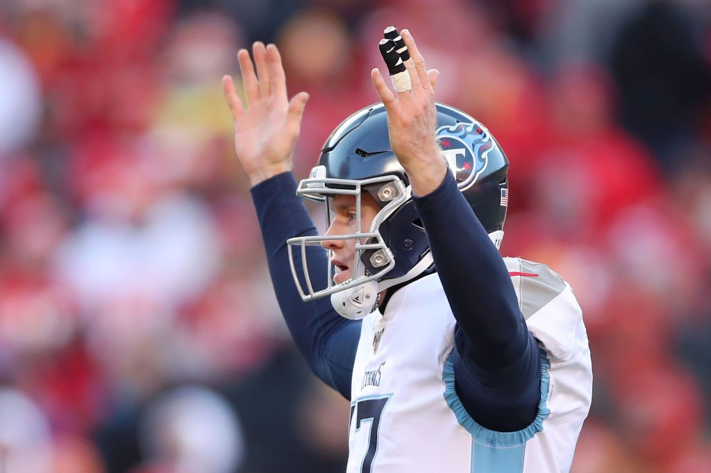 Tom Brady rumors: Tennessee Titans sign Ryan Tannehill to massive extension