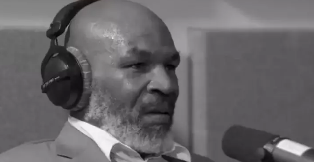 Mike Tyson Feels 'Empty,' Cries During Podcast