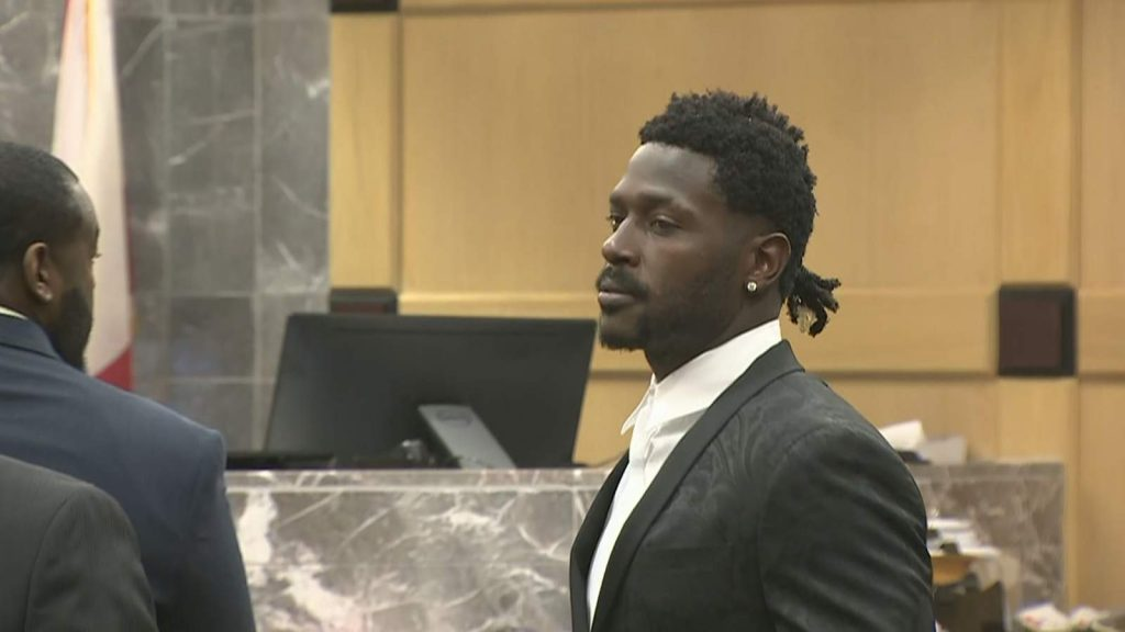 Antonio Brown Faces 3 More Charges For Altercation With Moving Truck Driver