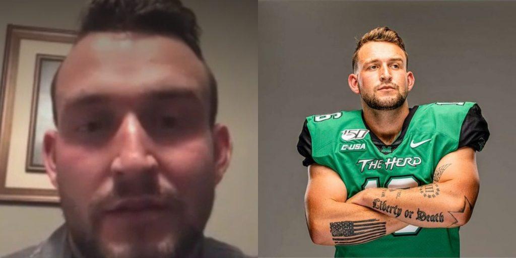Patriots kicker Justin Rohrwasser says he'll cover racist tattoo