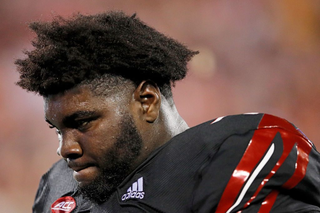 Mekhi Becton among prospects with flagged drug tests at combine