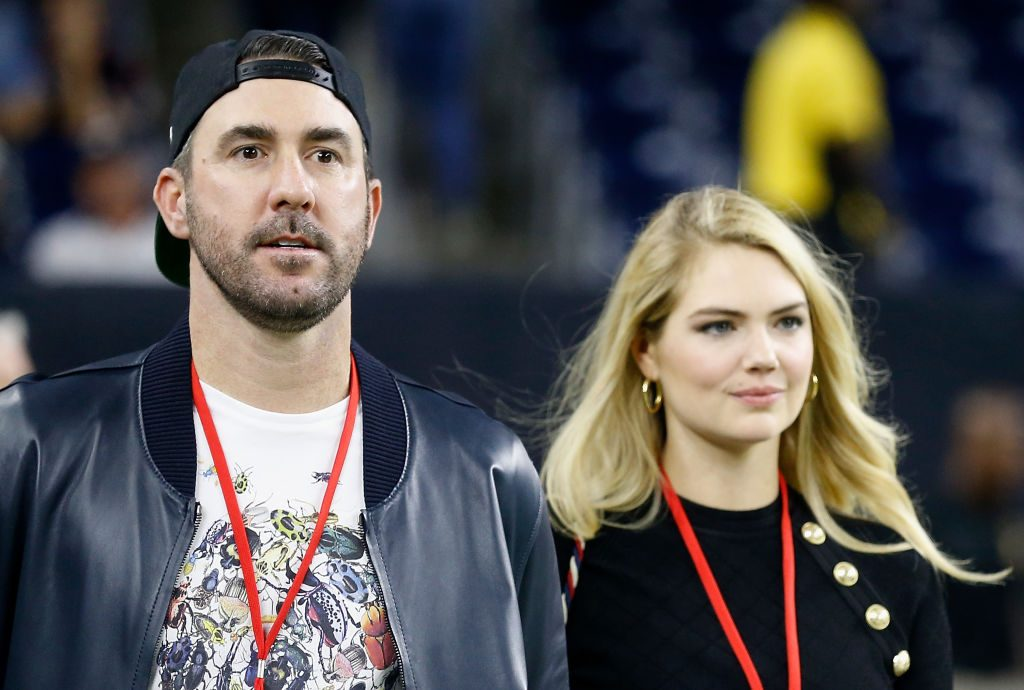 Justin Verlander is donating his Major League Baseball paychecks to fund coronavirus relief