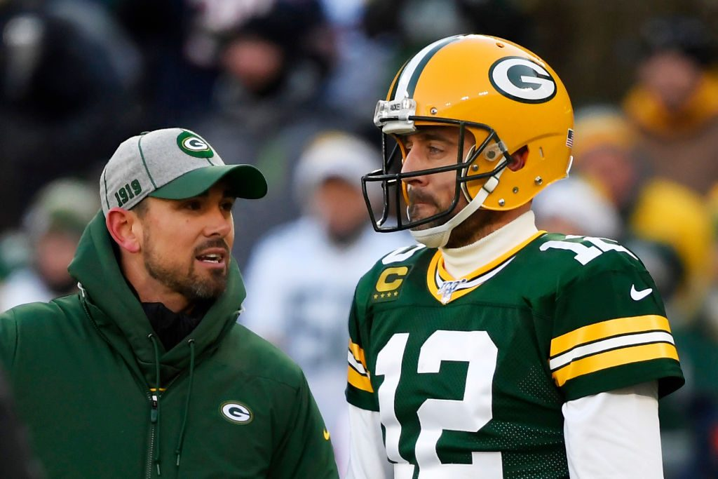 Favre says Packers 'burned a bridge' with Aaron Rodgers in National Football League draft