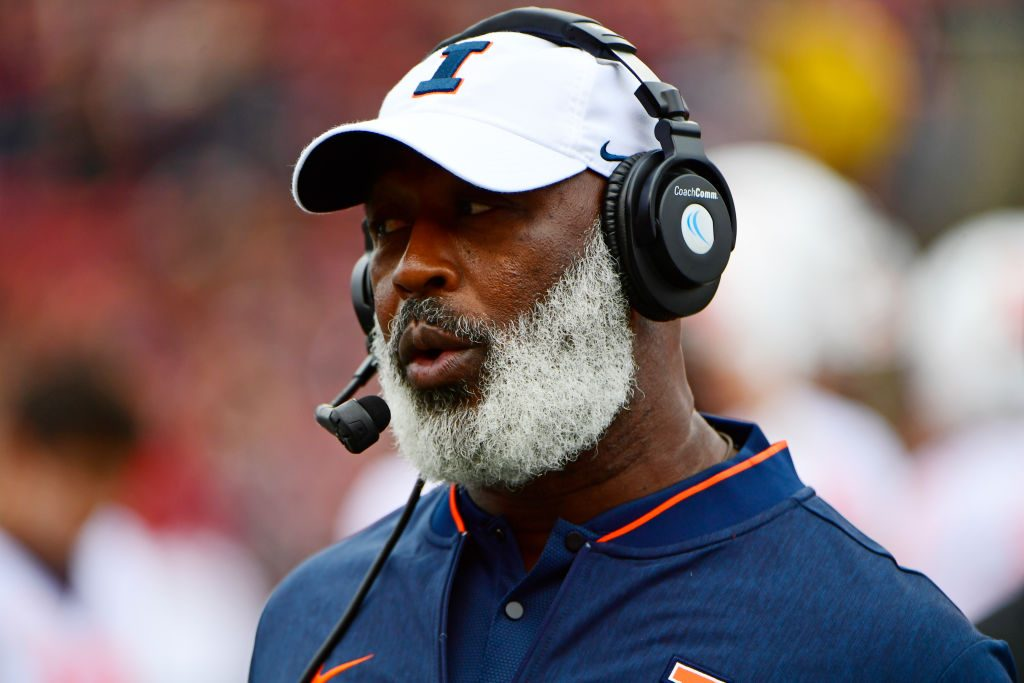Lovie Smith's son Mikal arrested over alleged prostitution involvement