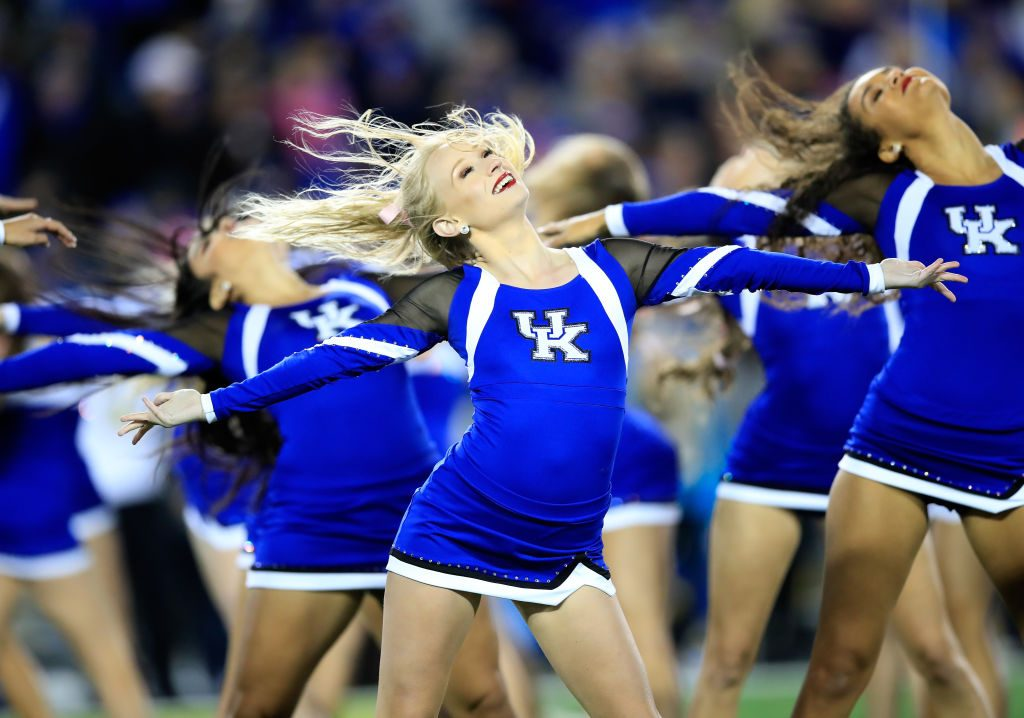 Kentucky Fires Entire Cheerleading Coaching Staff Over
