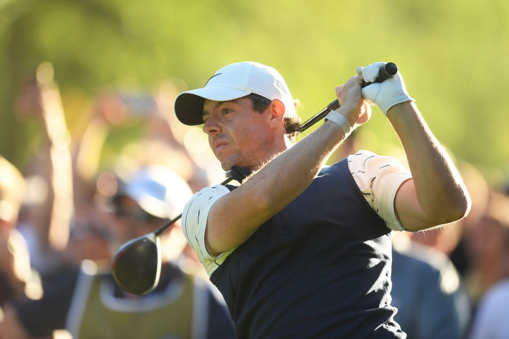 McIlroy 'probably wouldn't' golf again with Trump