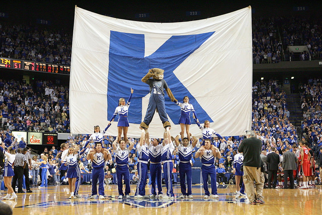 Univ. of Kentucky Cheerleading Coaching Staff Fired After
