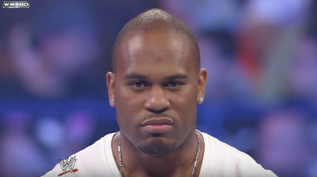 WWE wrestling star Shad Gaspard reported missing