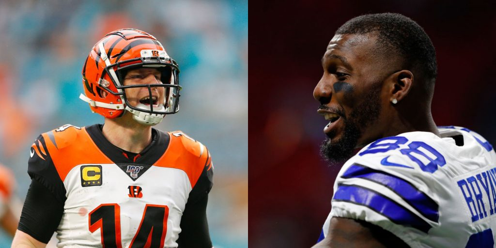 Andy Dalton blames messy Bengals exit for free-agency limbo