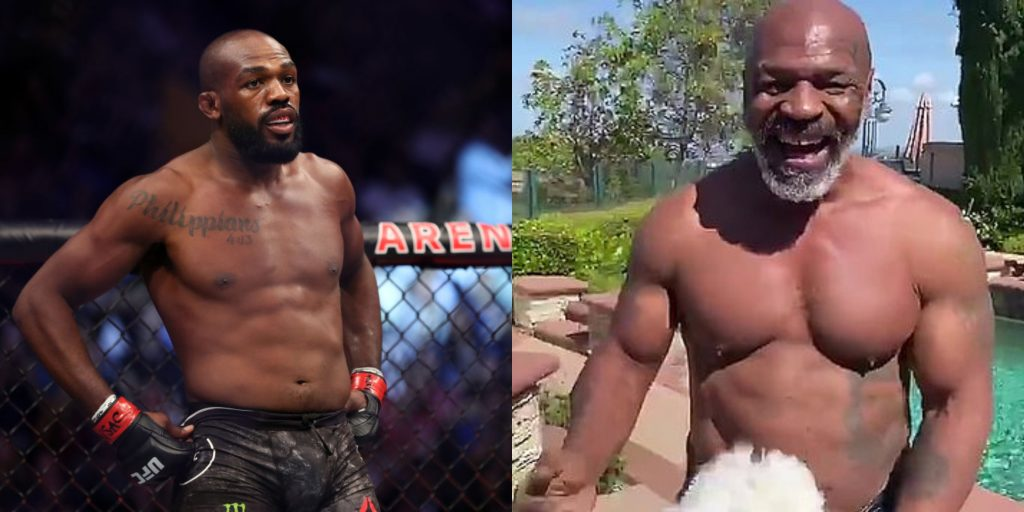 Jon Jones Accepts Mike Tyson Fight Offer