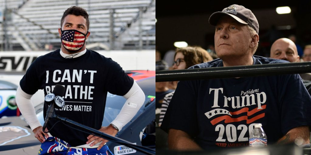 Curt Schilling Trends After Deleting His Twitter Account Following Bubba Wallace Tweets