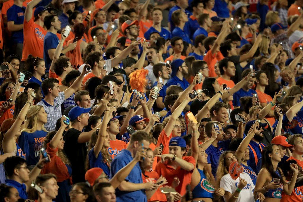 Florida bans 'Gator Bait' cheer from all events
