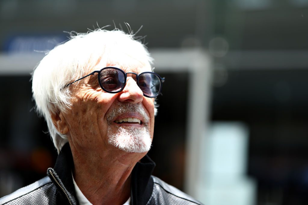 Hamilton blasts 'ignorant' Ecclestone over 'black people more racist than white' view