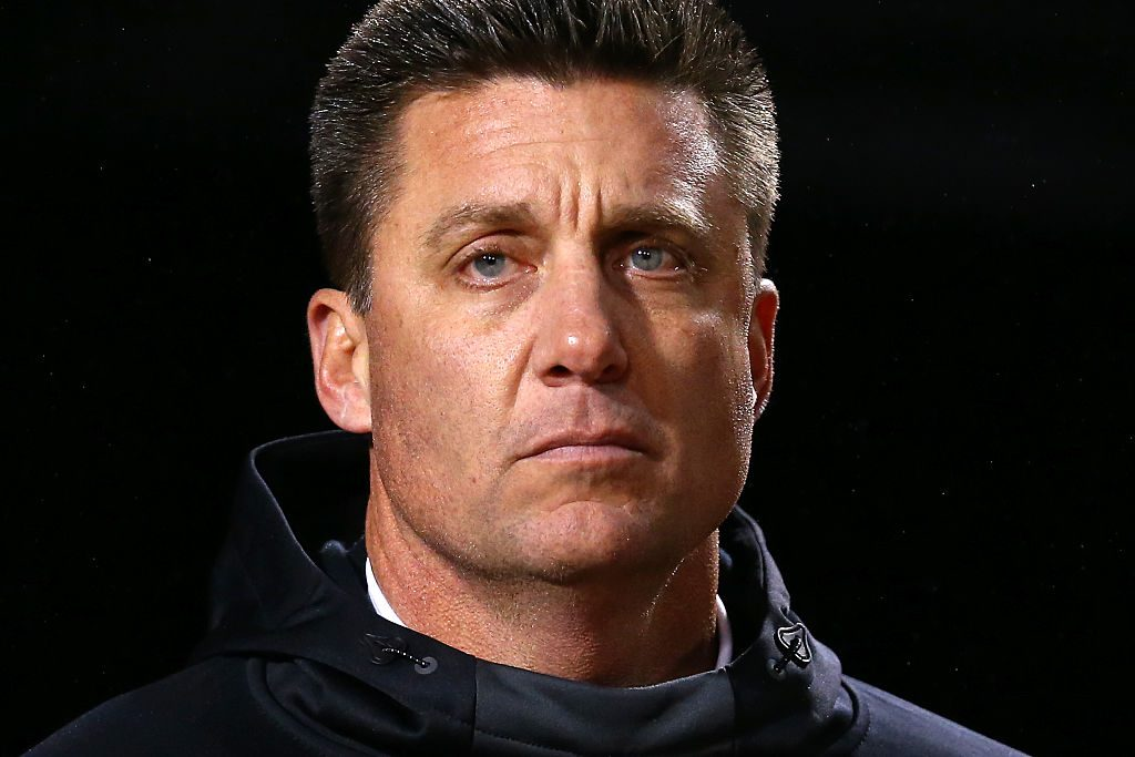 Mike Gundy Accused of Using N-Word in 1989 Game