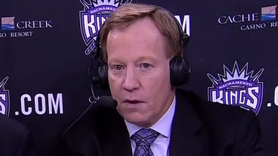 Kings broadcaster Grant Napear resigns after tweet to DeMarcus Cousins