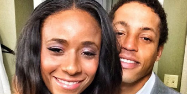 Ex-NFL CB Brent Grimes Wife, Miko, Poses Nude To