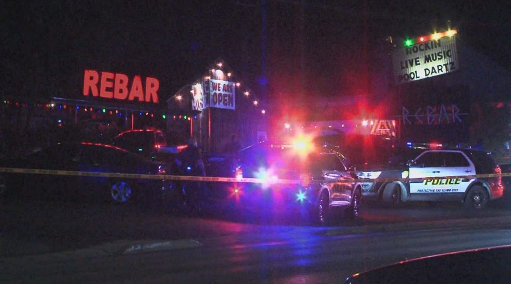 Hurt After Shooting Outside Rebar Bar in San Antonio, Texas