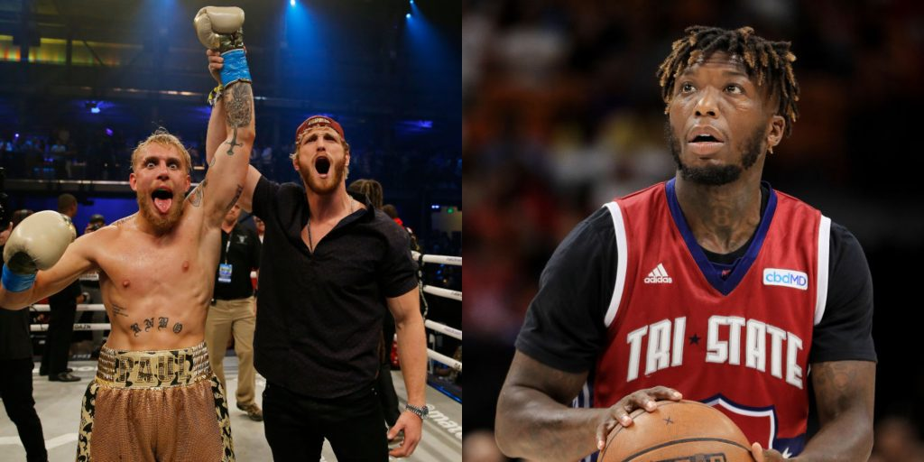 YouTuber Jake Paul Reportedly Set To Fight Ex-NBA Star ...