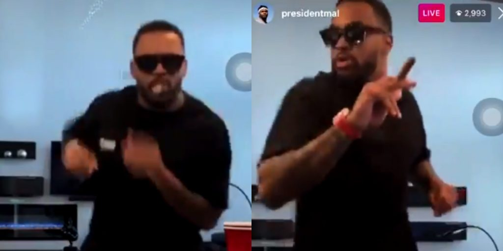 Jamal Adams Smokes Cigar Play Dominoes Dances After Trade To Seattle Seahawks Video Total Pro Sports