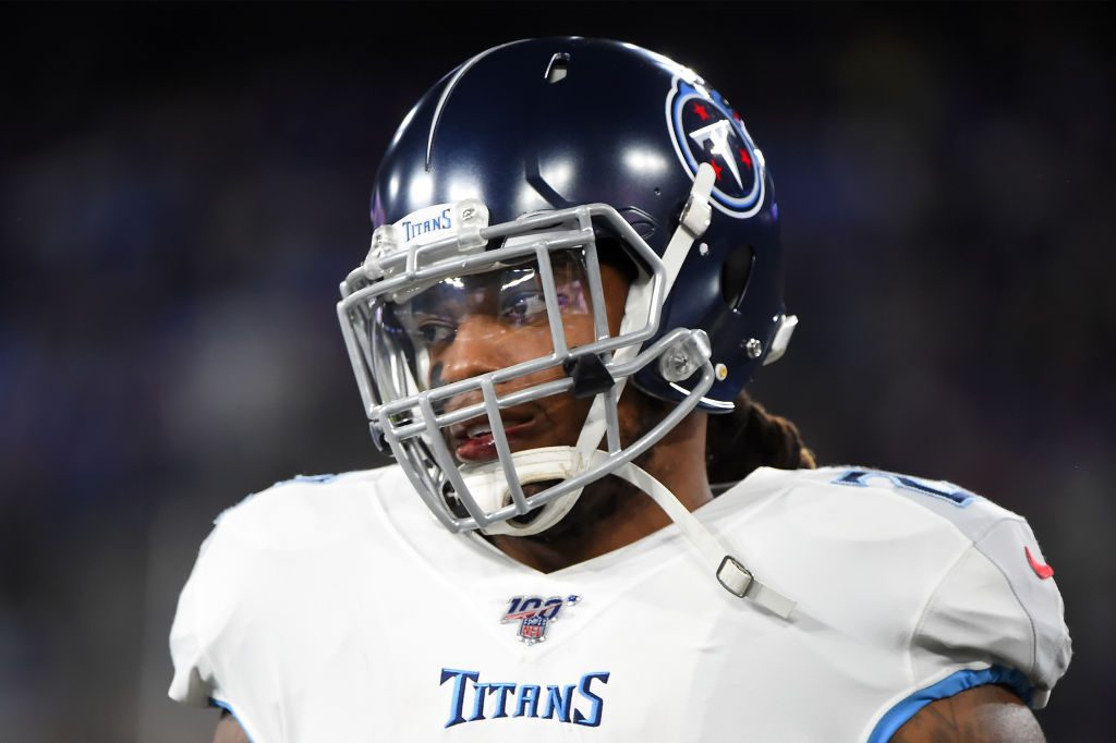 Titans, Derrick Henry agree to four-year, $50M deal