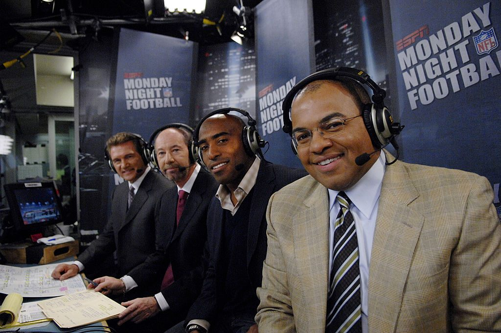 ESPN Reportedly Going With Steve Levy, Brian Griese & Louis Riddick For MNF