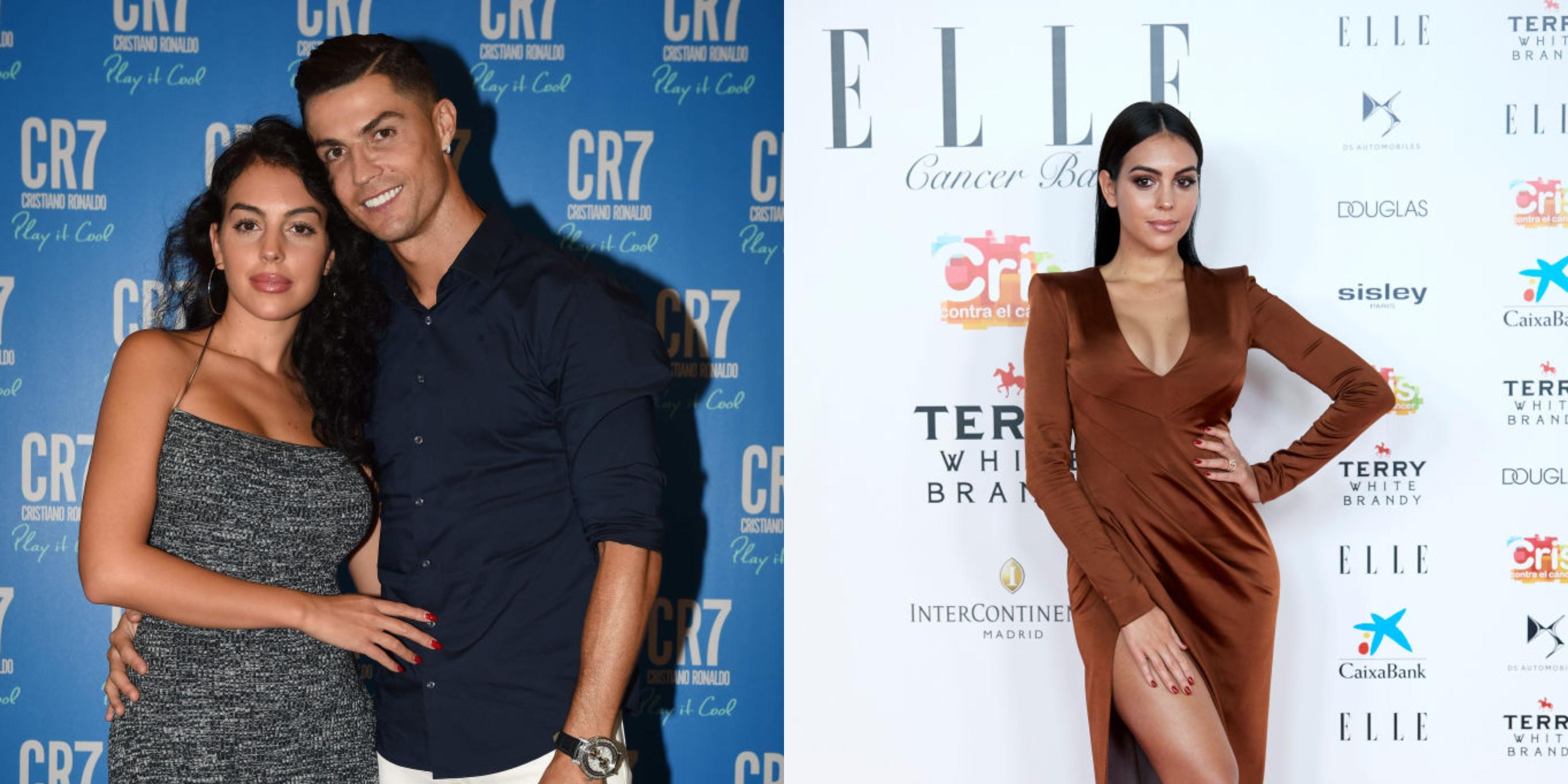 Cristiano Ronaldo S Gf Georgina Rodriguez Rocks Thong On Yacht Trip With Soccer Star Pics Total Pro Sports