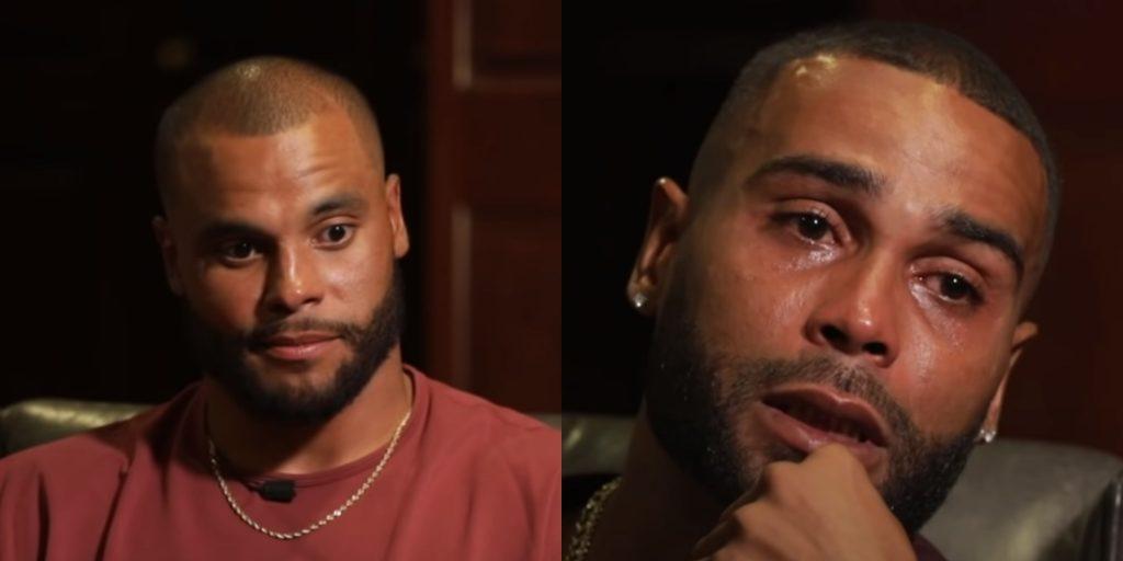 Skip Bayless blasted for stance on Dak Prescott's mental health battle
