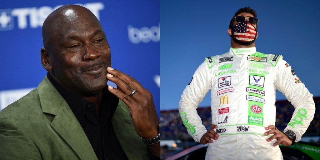 Michael Jordan to Start New NASCAR Team, Bubba Wallace Named Driver