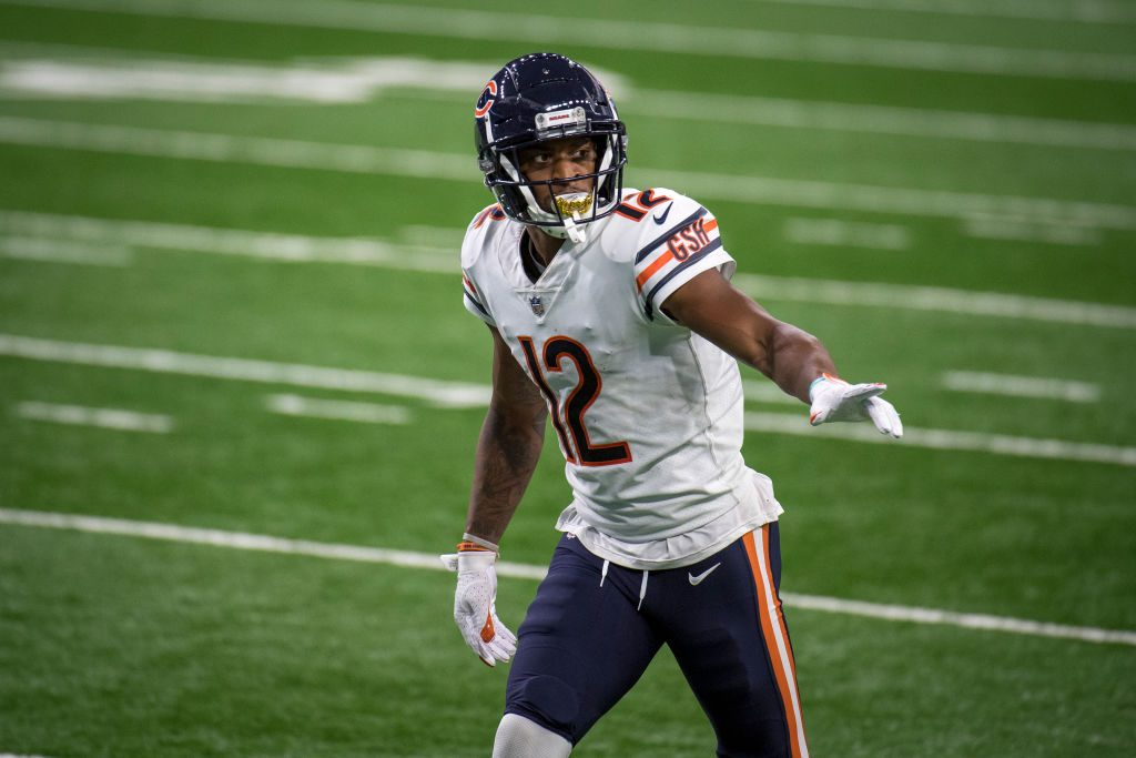 Tarik Cohen's new Bears contract shows Raheem Mostert's value to 49ers