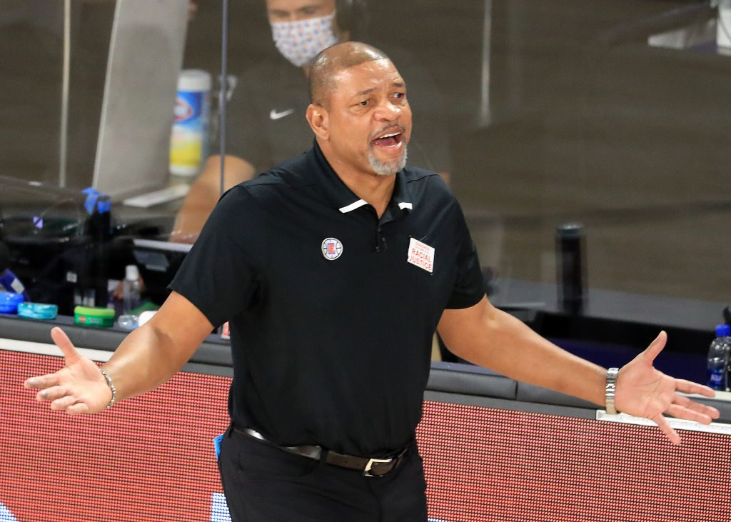 Doc Rivers steps down as Clippers head coach