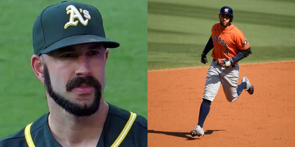 Astros' Greinke dealing with arm injury, won't start Game 3