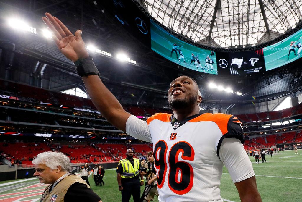 Seahawks land Carlos Dunlap from Cincinnati
