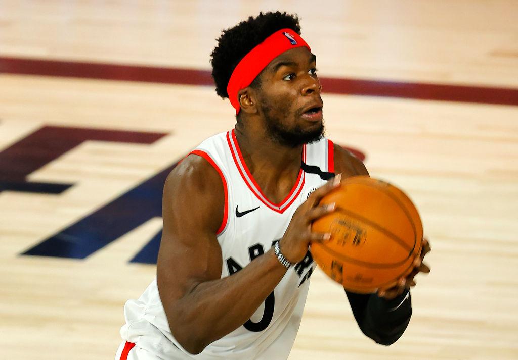 Toronto Raptors rookie Terence Davis arrested in New York City