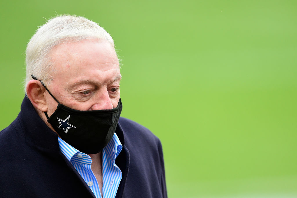Cowboys' short-term plans for QB position after Andy Dalton concussion