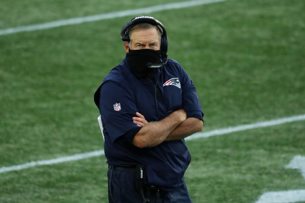 Patriots Will Listen On 'Almost Anyone' At Trade Deadline