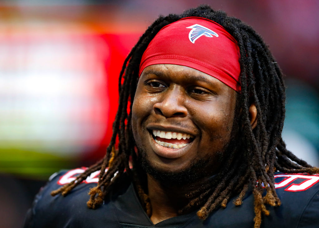 Falcons waive former 1st-round pick McKinley
