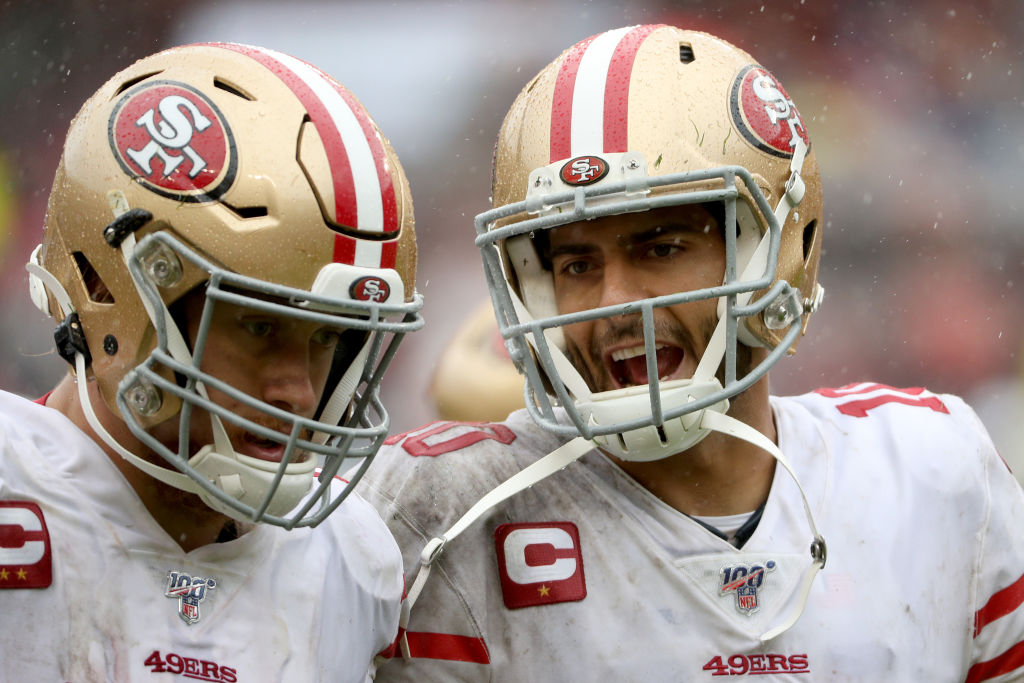 George Kittle & Jimmy Garoppolo Likely Out For The Remainder Of 2020 Season