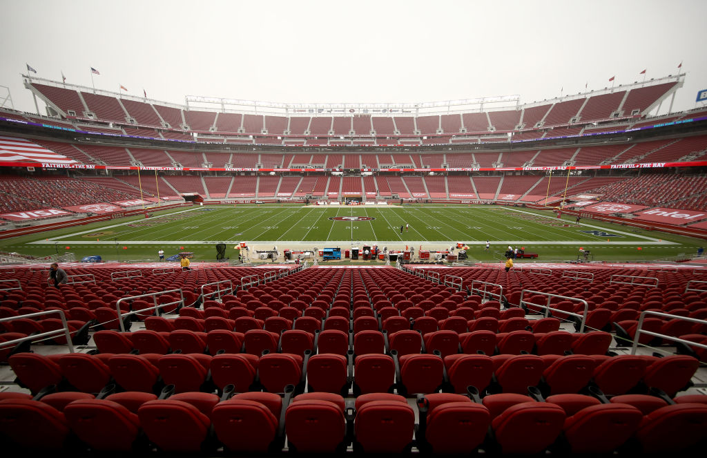 Coronavirus: San Francisco 49ers may require temporary home because of new restrictions
