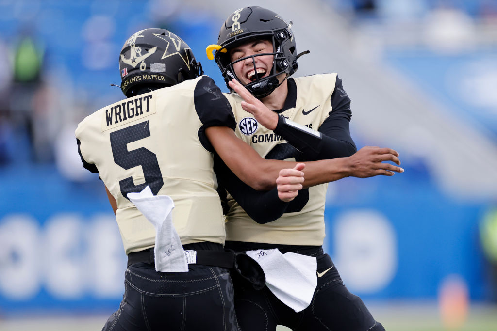 Vanderbilt might have female kicker Saturday vs. Missouri