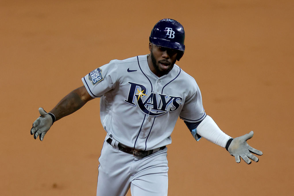 Tampa Bay Rays outfielder Randy Arozarena detained after domestic violence allegations