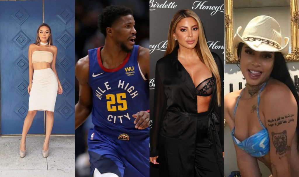 Larsa Pippen In An Entanglement With Married NBA Player?