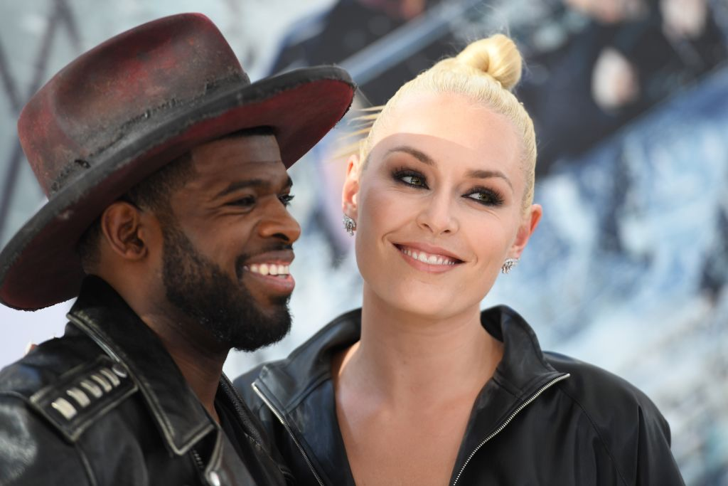P.K. Subban and Lindsey Vonn announce separation after three years