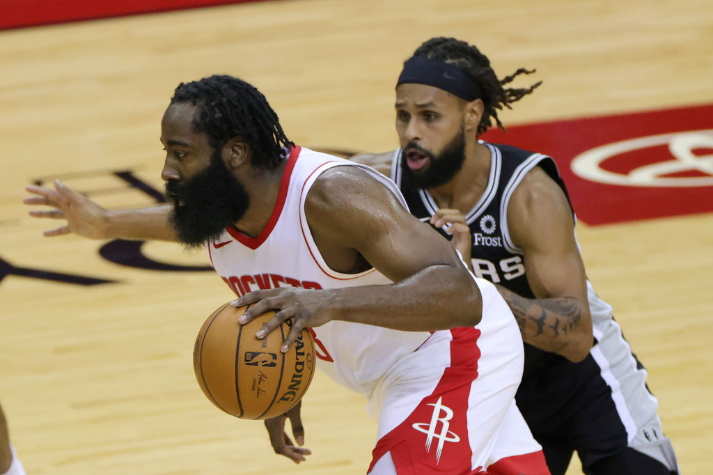 Harden's had final say on Rockets' personnel moves, firings